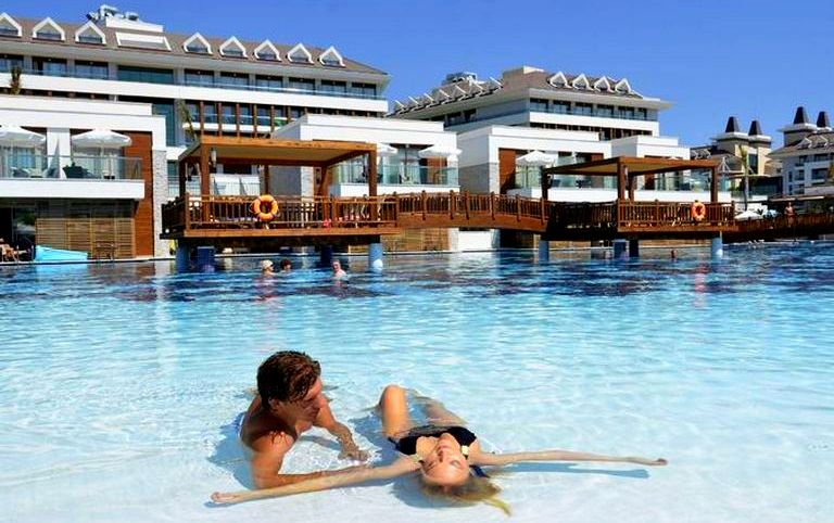 Отель Sensimar Belek Resort & Spa, Белек