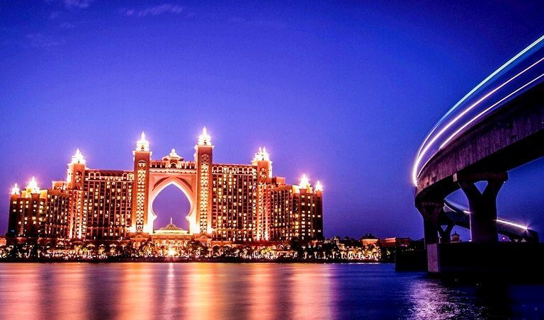 Отель Atlantis the Palm 5*, Дубай